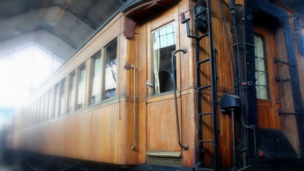 Museo del ferrocarril (Madrid)