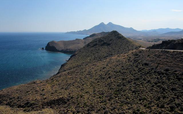 Miradores de Cabo de Gata