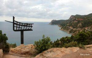 Barca de Es Cubels en Ibiza