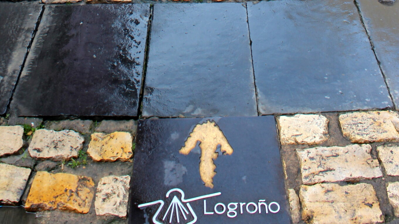Camino de Santiago Logroño
