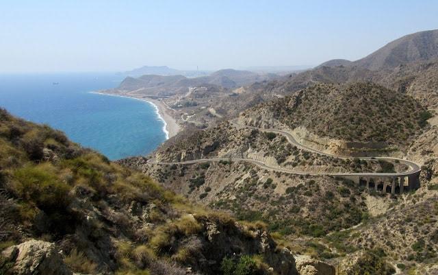 Paisaje de Cabo de Gata