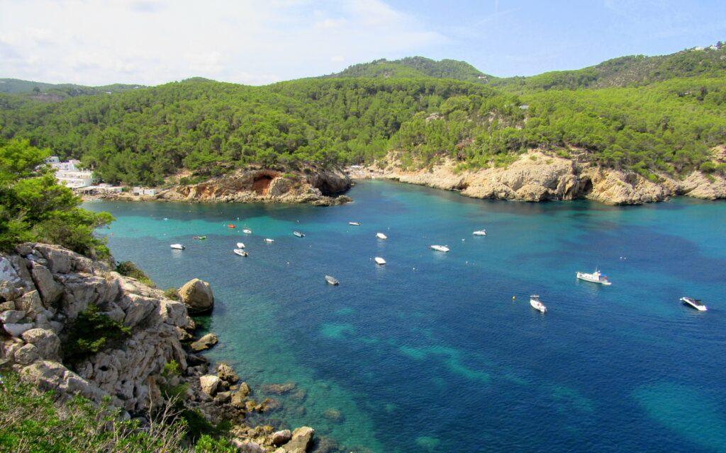 Playas de Sant Miguel de Balansat