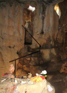 Cueva de Tanit en Ibiza