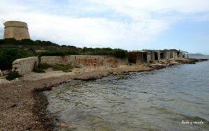 Cala Sa Rosa en Ibiza