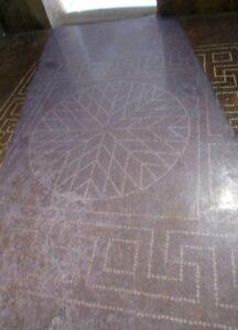Mosaico del teatro romano de Cartagena