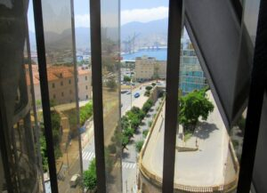 Ascensor panorámico de Cartagena