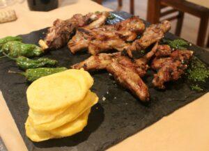 Gastronomía Las Hurdes