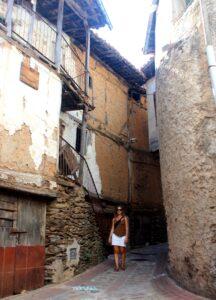 Barrio judío de Casar de Palomero