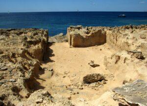 Cala Sa Pedrera en Formentera