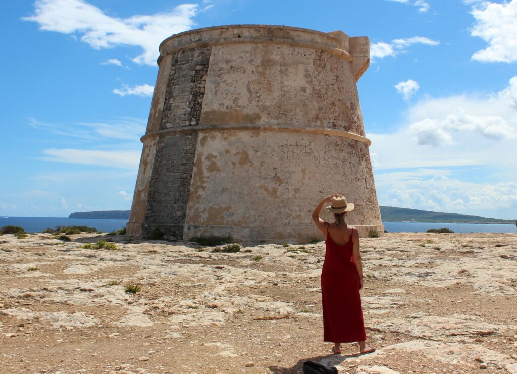 Torre Sa Punta Prima en Formentera