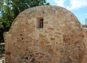 Capilla de Sa Tanca Vella en Formentera