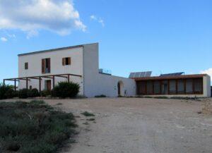 Can Marroig en Formentera