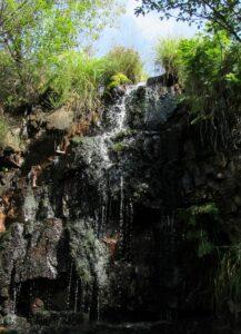Cascada de la Garganta de las Lanchas
