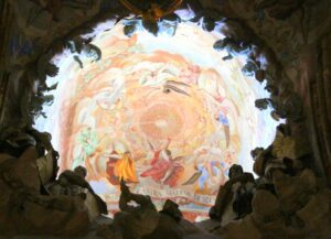 El Trasparente de la catedral de Toledo