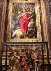 El Expolio del Greco