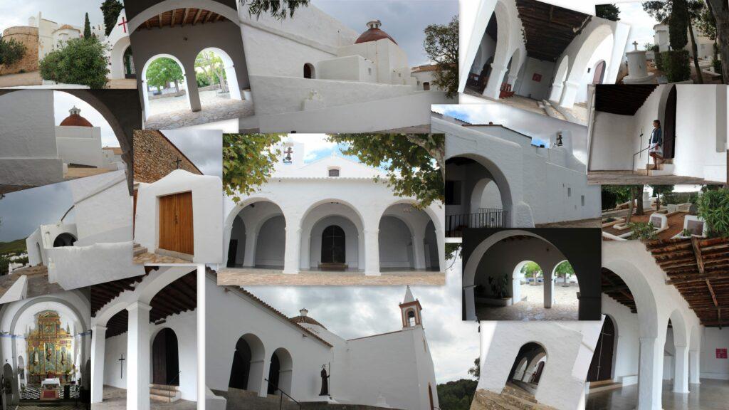 Rutas por las iglesias de ibiza