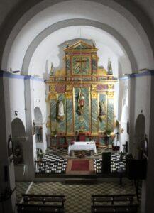 Iglesia de San Mateo en Ibiza
