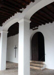 Iglesia de San Mateu en Ibiza