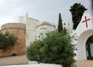 Cementerio de Santa Eulalia del Río Ibiza