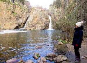 Cascada del Hervidero