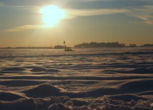 Mar de nieve
