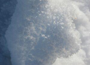 Formas de los copos de nieve