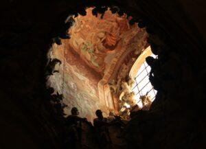 El Transparente de la catedral de Toledo