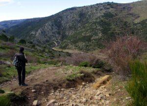 Valle del rio Aceña