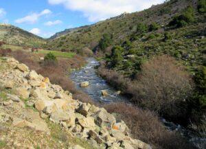 Río Aceña. Senda del Hornillo