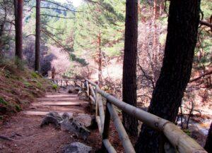 Cascada del Hornillo