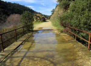 Puente Vía Verde del Alberche