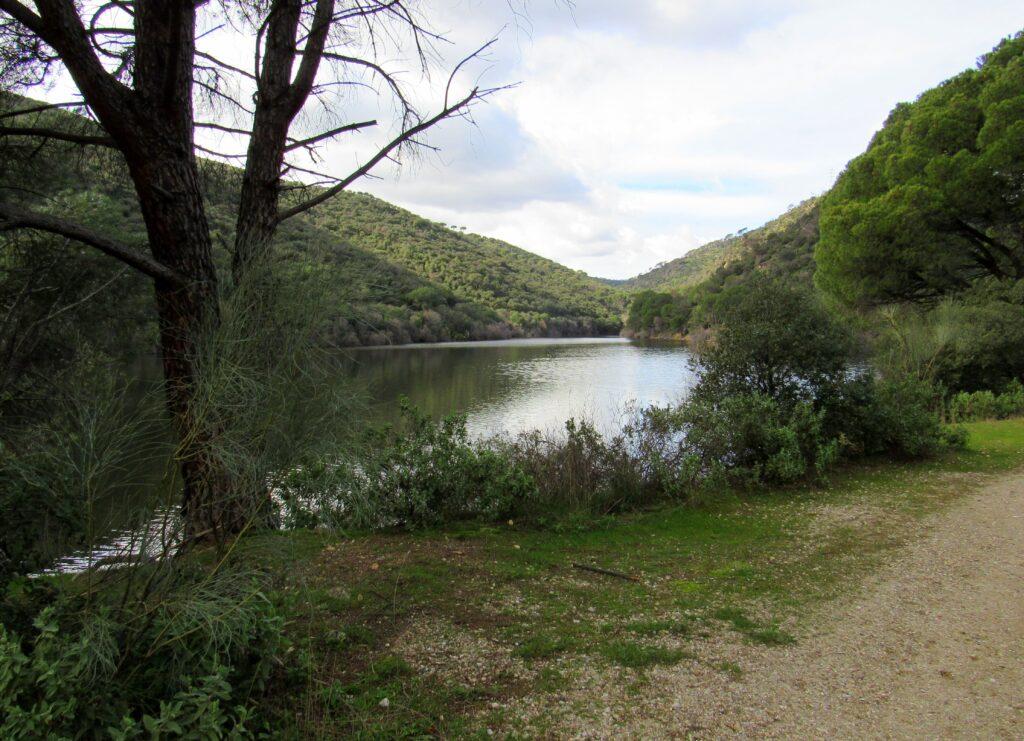 Ruta por el río Alberche. Embalse de Picadas