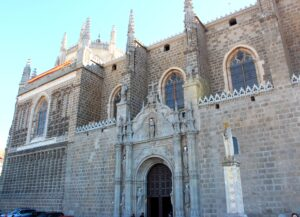 Fachada de San Juan de los Reyes