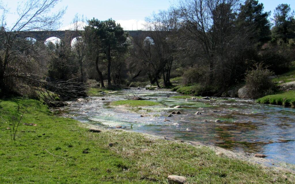 Puente Recondo Santa María de la Alameda