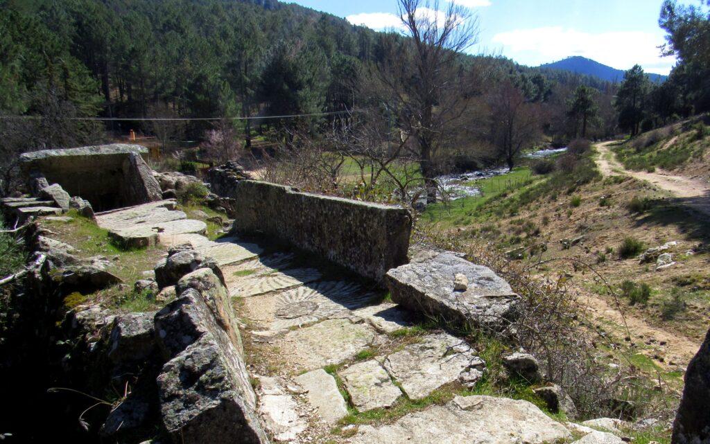 Ruta molinos río Cofío
