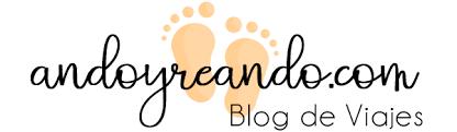 Ando y Reando - Blog de viajes por España, Francia e Italia