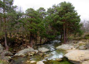 Río Lozoya rutas