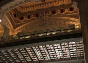 Interior de hierro Palacio de Cibeles