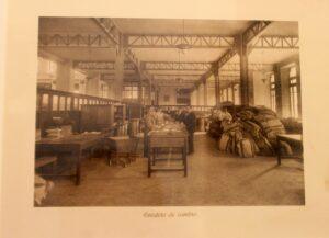 Fotos antiguas del palacio de correos