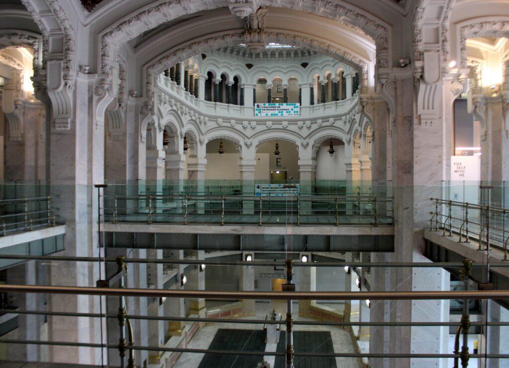 Interior Palacio de Cibeles