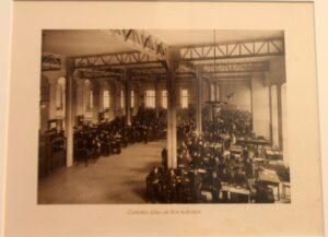 Fotos antiguas de palacio de Comunicaciones