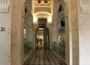 Interior Palacios de Cibeles
