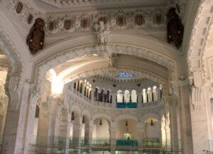 Visita del Palacio de Cibeles