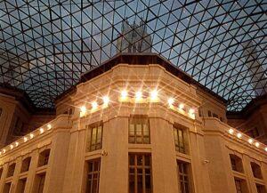 Galeria de Cristal Palacio de Cibeles