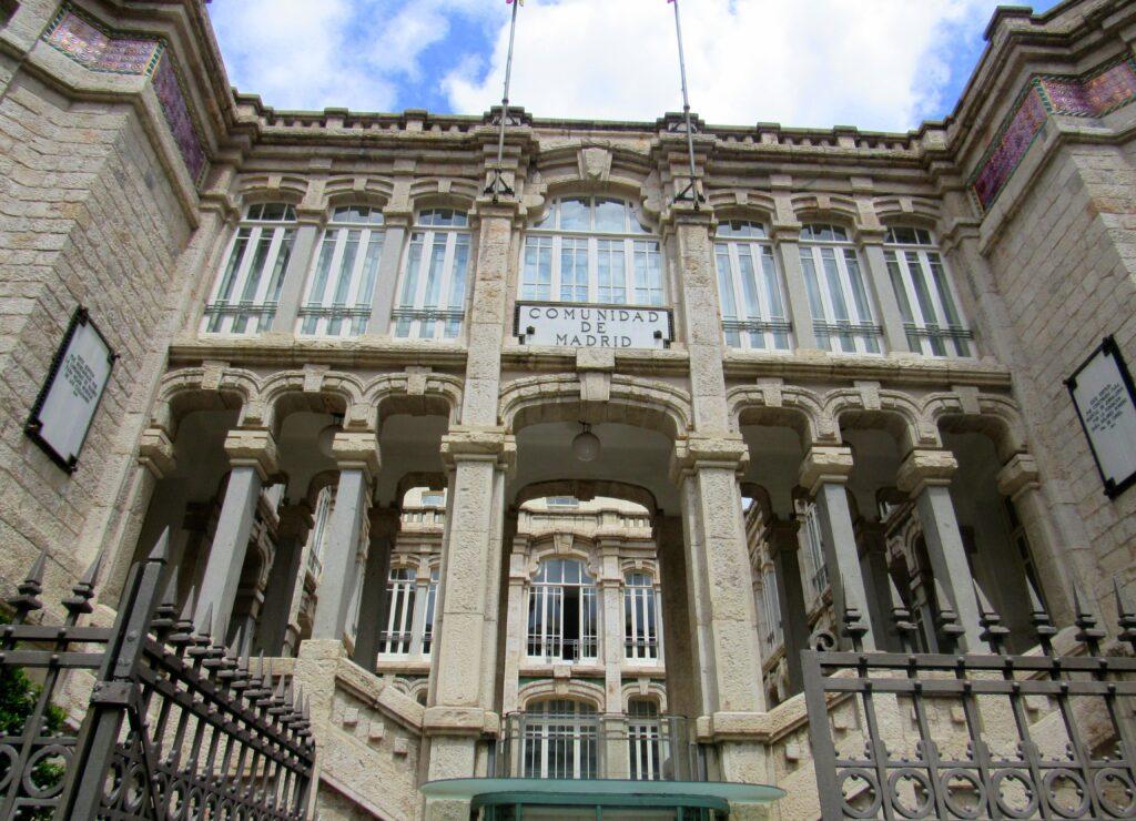 hospital de jornaleros Madrid