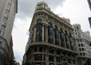 Ruta Antonio Palacios en Madrid