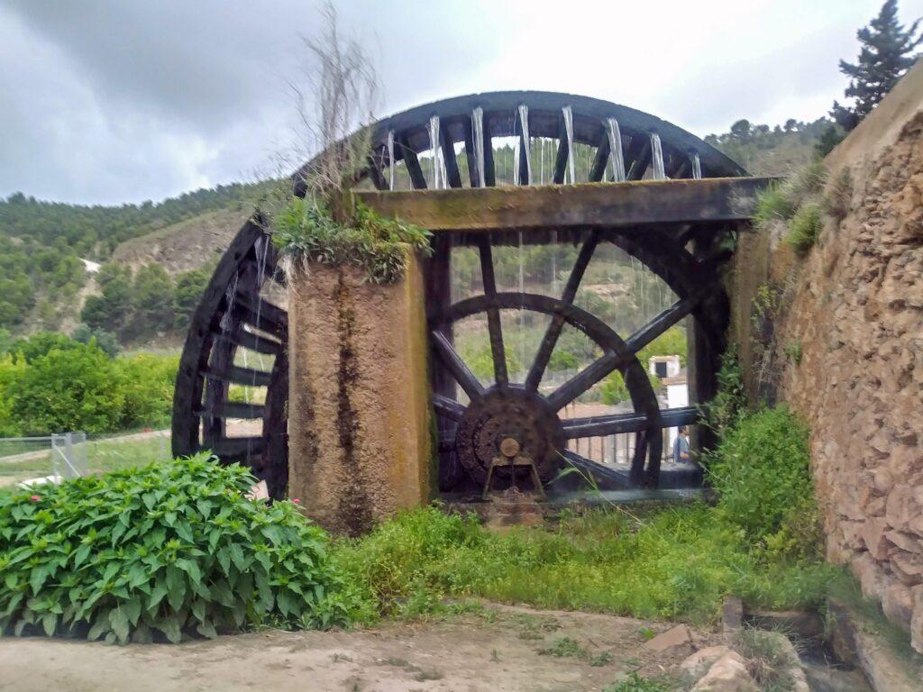 Noria Hoya de don García. Ruta de las Norias Abarán