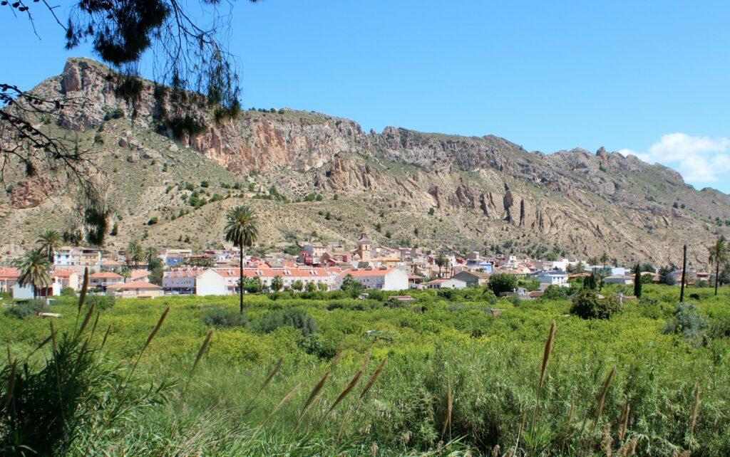 Valle de Ricote o valle morisco