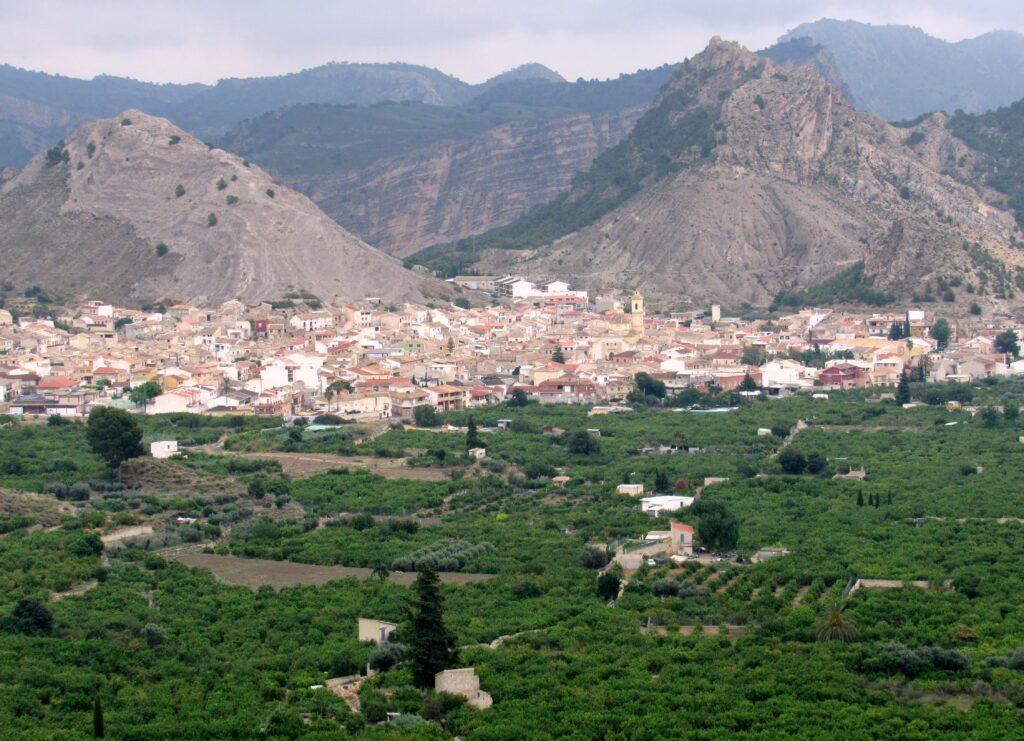 Qué ver en el Valle de Ricote