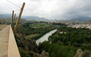 Vistas desde el mirador Alto de Bayna